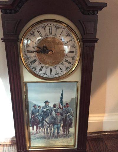 Civil War Clock