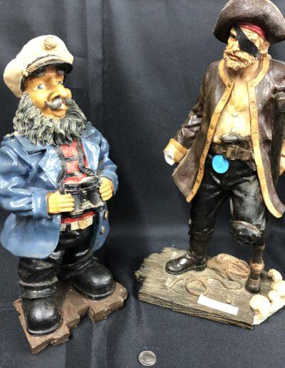 Sailor & Pirate