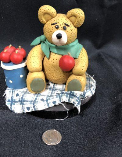 Tedddy Bear Figurine